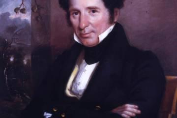 Johns Hopkins portrait